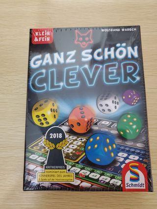 That's Pretty Clever - Ganz Schön Clever - Dice Game