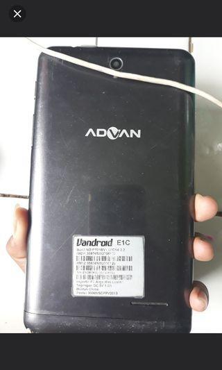 Advan tablet