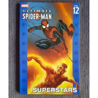 Ultimate Spider-Man vol 12: Superstars