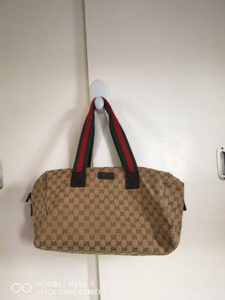 GUCCI mini traveling bag