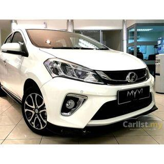 2019 Myvi the best