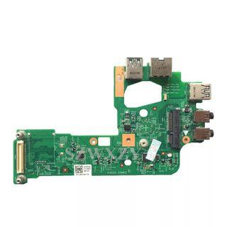 For Dell N5110 AUDIO USB 3.0 Port LAN Ethernet Board 48.4IF04.011 48.1IE14.011 Full Tested