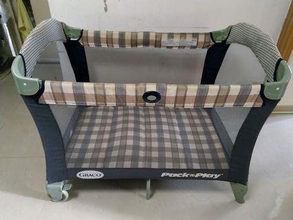 Graco 網床嬰兒床