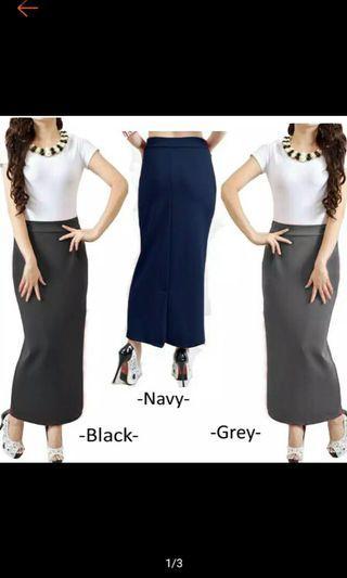 rok span warna navy