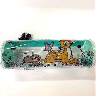 香港7-11 7-Eleven Disney Bambi 童夢 隨行 小鹿斑比圓碌碌系列隨行袋 包郵