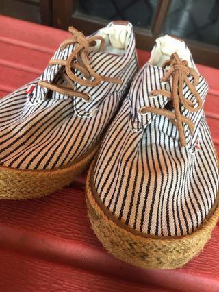 Superdry canvas shoe