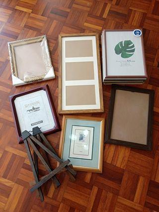Photo Frames Galore - bundle sale