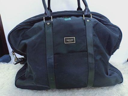 Toscano italy travel clothing bag