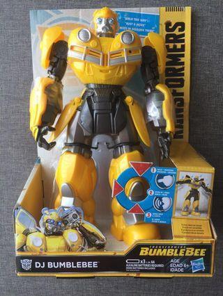 DJ Bumblebee Transformer