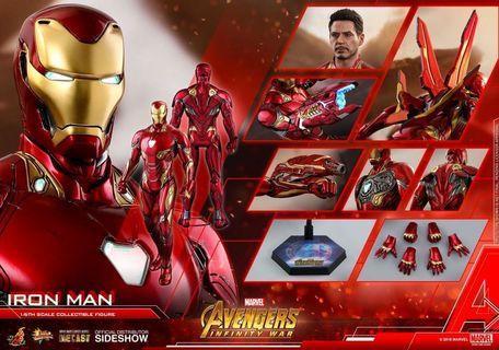 Hot Toys Iron Man Mark 50/L