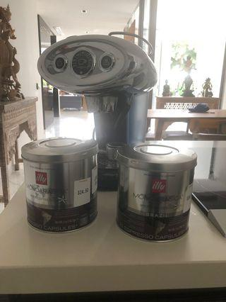 🚚 Illy Coffee Maker
