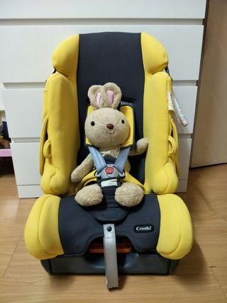 日本康貝combi Prim Long 0~7歲 嬰幼兒成長型安全座椅