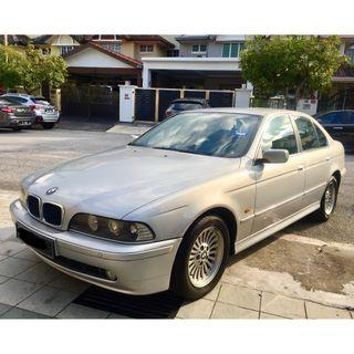 Bmw 520i 2.2(A) E39 Tiptop Facelift MustView