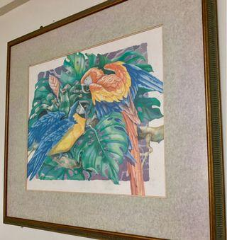 Framed Painting (Large)