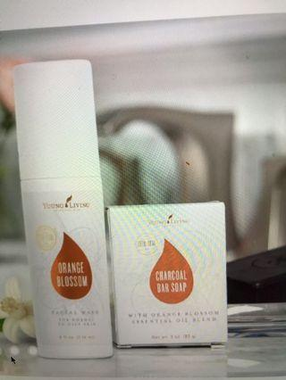 Young living soap