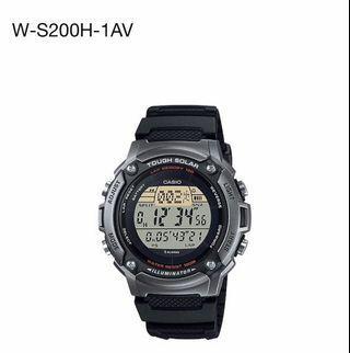 🍎Wholesales price - Original Casio Watch W-S200H