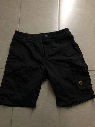Eleven men's workwear shorts heavy duty