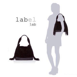 LABEL LAB   Leather Albany Tassel Hobo