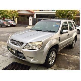 Ford ESCAPE 2.3 XLS (A) LIKE NEW 1 OWNER FACELIFT