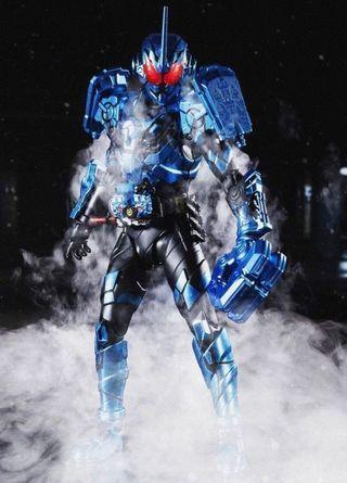 Shf Grease Blizzard Kamen Rider Build 猿渡 暴雪 紅爹