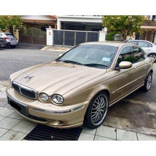 Jaguar X-TYPE 2.5 SE (A) LIKE NEW LUXURY FACELIFT