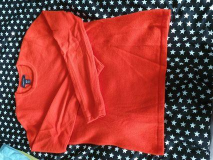 Landsend round neck 100% cashmere sweater