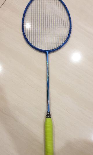 Badminton racket: Gosen Inferno limited edition
