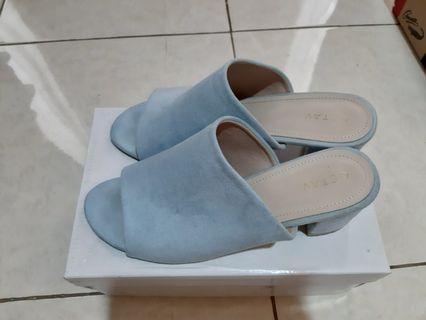 #BAPAU Pretty blue shoes