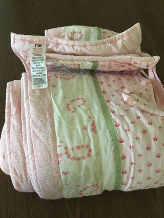 🚚 Mothercare cot bumper