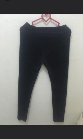 Legging stradivarius black