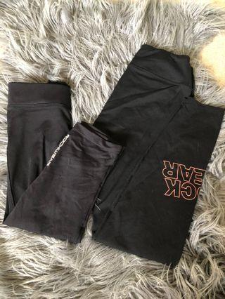 Rockwear x2 Tights Size 6 8