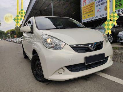 Perodua Myvi 1.3 EZ (A) 2011