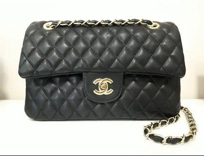 As New Chanel Classic Quilted Bag