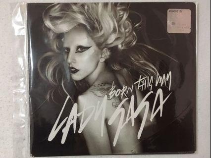 Lady Gaga Born This Way Single