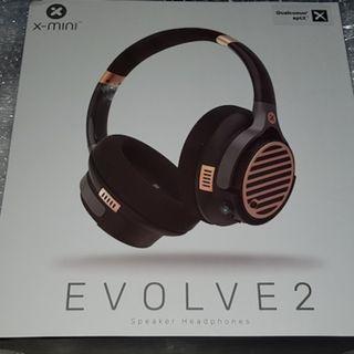 🚚 X-mini™ Evolve 2 Hybrid Wireless Headphone+Speaker