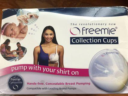 🚚 Handsfree Freemie Collection Cups