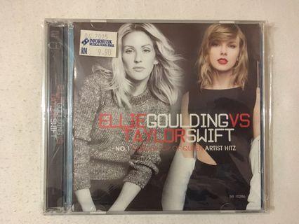 Taylor Swift VS Ellie Goulding