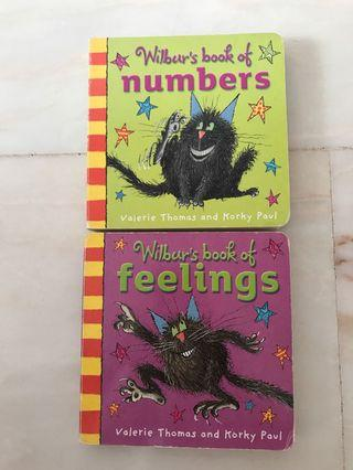 Book of number and feelings
