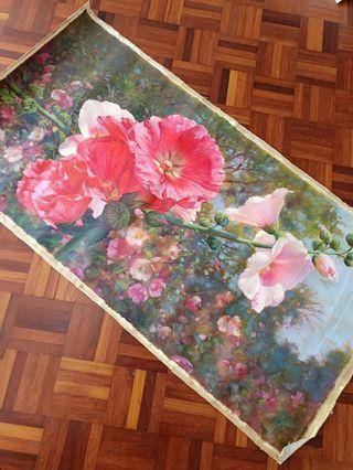 Oil Painting - unframed