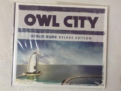 Owl City Ocean Eyes Deluxe