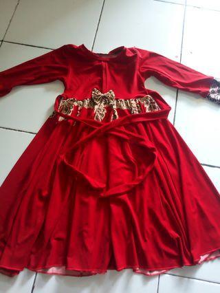 Dress Anak free ongkir