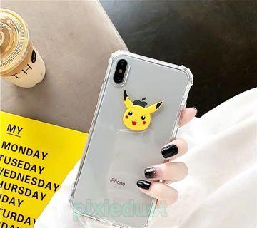 Pikachu phone casing