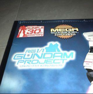 RG 1/1 GUNDAM PROJECT RX-78-2