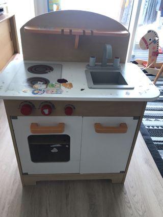 Hape 廚房 (連多款用具)