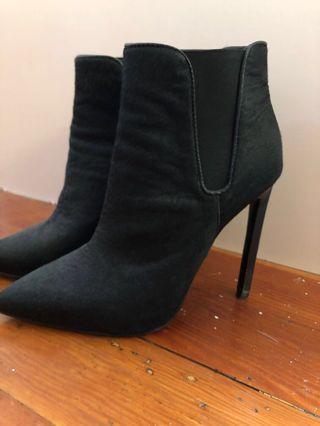 Tony Bianco Mohair boots