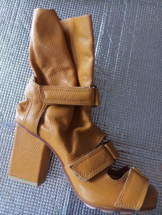ZEGAOMA真皮鞋