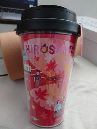 Tumbler Starbucks Japan Edition Hiroshima