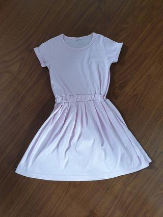 to bless(girls/kids pink dress)