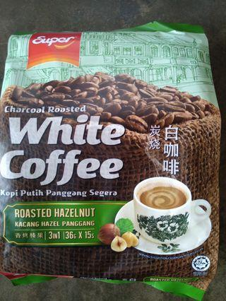 Super Charcoal Roasted White Coffee