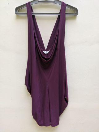 #BAPAU Purple Top Jeny Tjahyawati